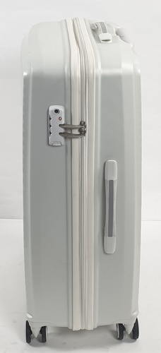 WETZLARS กระเป๋าเดินทาง PP ขนาด 20 นิ้ว  P-7007WH-1   สีขาว