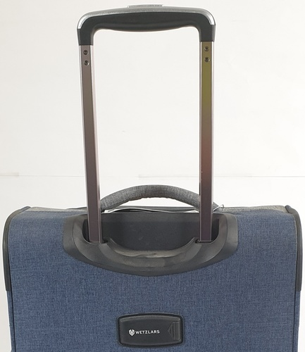 WETZLARS กระเป๋าเดินทางผ้า ขนาด 20 นิ้ว B-346BL-1  สีน้ำเงิน