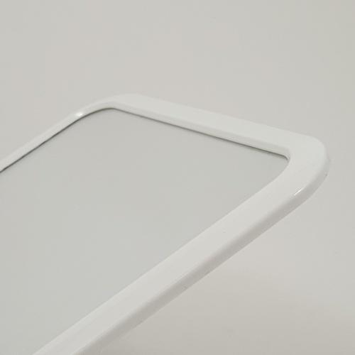 PRIMO กระจกแต่งหน้าพลาสติกทรงเหลี่ยมตัดผนัง BDQ005
