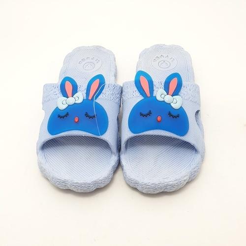 Primo รองเท้าแตะลายกระต่าย LY-T1819-38BL สีฟ้า