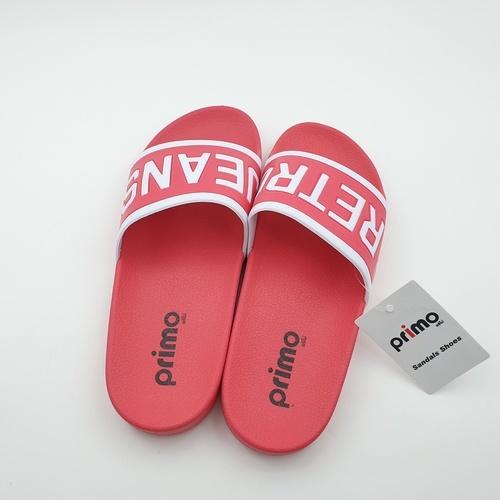 Primo รองเท้าแตะลายRetro LY1514-43RD สีแดง