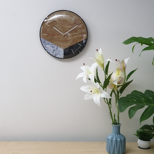 COZY นาฬิกาติดผนัง 35ซม.  BY032