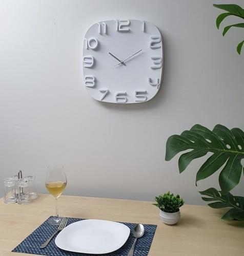 COZY นาฬิกาติดผนัง 40ซม.   BY005