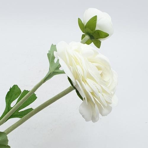 Tree O ดอกไม้ประดิษฐ์ตกแต่ง HB008 สีขาว