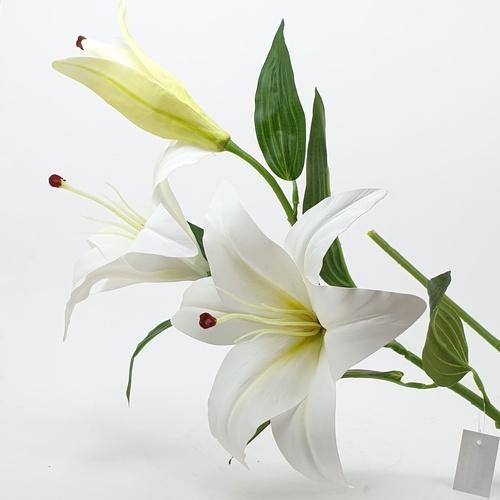 Tree O ดอกไม้ประดิษฐ์ HB004 สีขาว