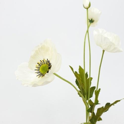 Tree O ดอกใม้ประดิษฐ์ตกแต่ง HB016 สีขาว