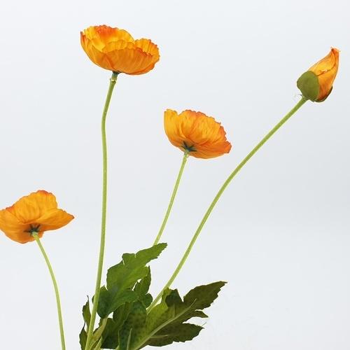 Tree O ดอกไม้ประดิษฐ์ตกแต่ง HB018 สีแดง