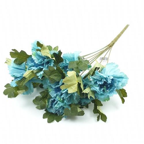 Tree O ดอกไม้ประดิษฐ์ตกแต่ง LL-016 สีฟ้า