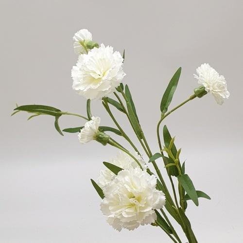 Tree O ดอกไม้ประดิษฐ์ตกแต่ง ZDX006 สีขาว