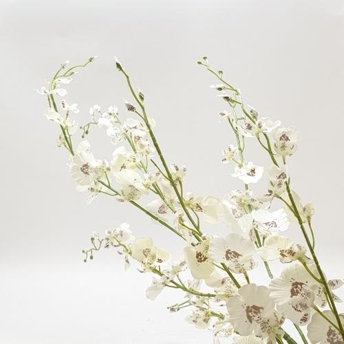 Tree O ดอกไม้ประดิษฐ์ตกแต่ง ZDX010 สีขาว