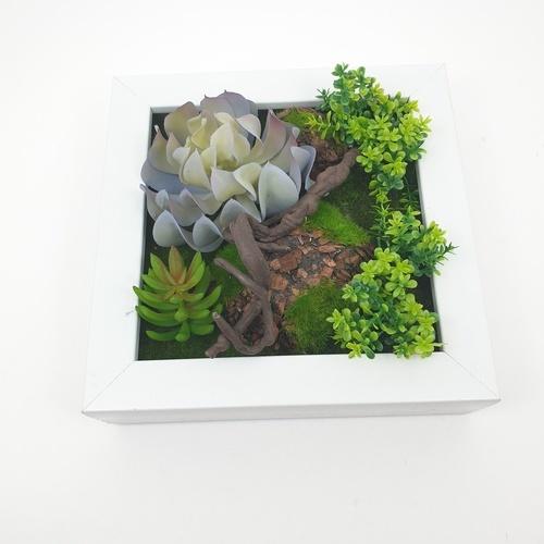 Tree O ดอกไม้ประดิษฐ์ตกแต่ง HYL-48  ขาว