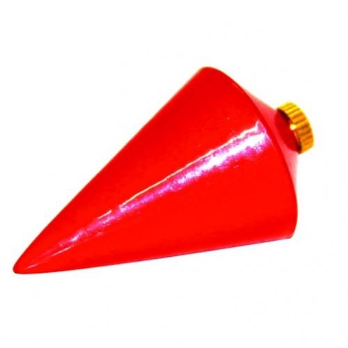 HUMMER ลูกดิ่ง ขนาด 100กรัม  PB-100 สีแดง