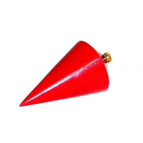 HUMMER ลูกดิ่ง ขนาด 400กรัม  PB-400 สีแดง