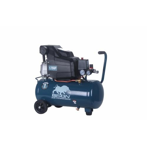BISON ปั้มลม 1.75 HP 30 ลิตร BRC-95 สีน้ำเงิน