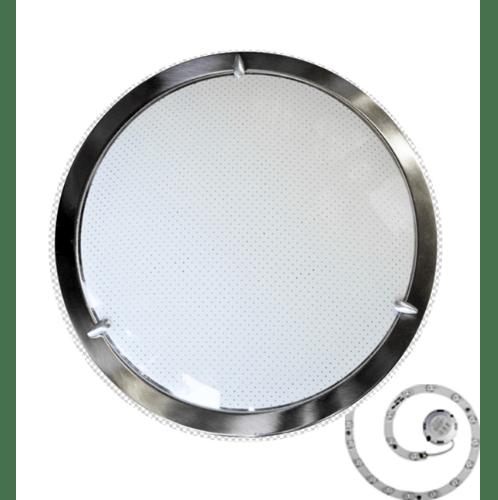 V.E.G ชุดเซ็ตโคมเพดาน LED เดย์ไลท์ 24W LWM 511 AK2