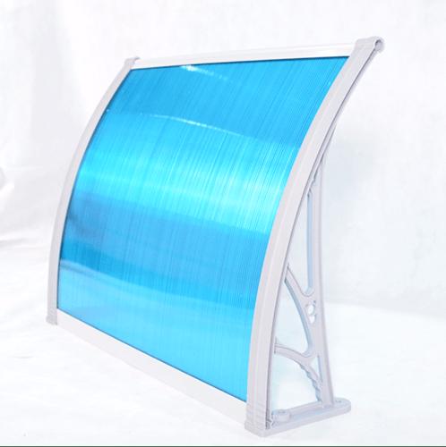 Wellingtan ชุดกันสาด 1000x1200mm  NWT04-1 สีน้ำเงิน