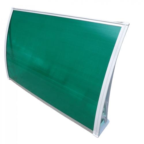 Wellingtan ชุดกันสาด  1000x1200mm  NWT06-1 สีเขียว
