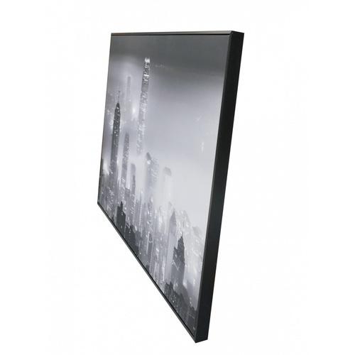 COZY ภาพพิมพ์แคนวาสพร้อมกรอบ City  ขนาด 80x120CM 6460-06/MK-1010V.1