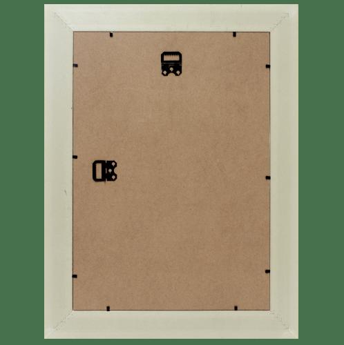 COZY กรอบรูป ขนาด A3  วินเทจ สีMud-painted brown