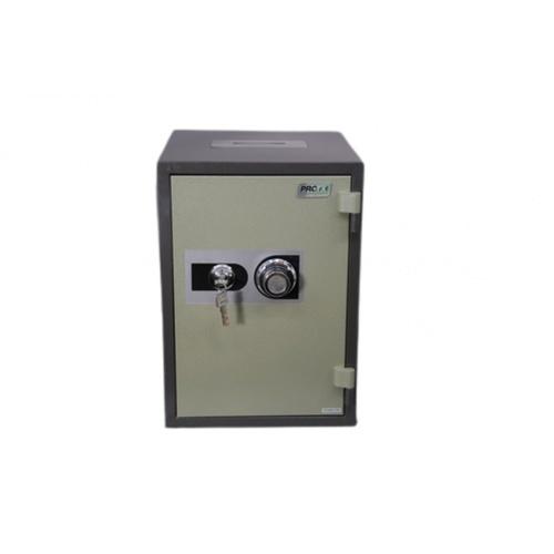 PROTX ตู้บริจาค ขนาด 45.5x39.9x55.10ซม.  SS-CDT530