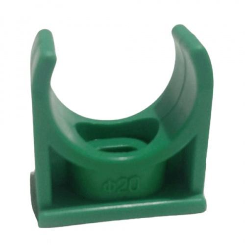 ERA คลิปก้ามปู   20mm  ขนาด 1/2นิ้ว (PPR) สีเขียว