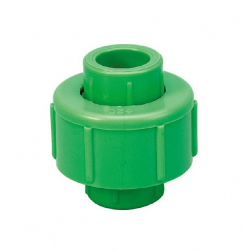 ERA ข้อต่อยูเนี่ยน  25mm 3/4 นิ้ว (PPR) PR019   สีเขียว