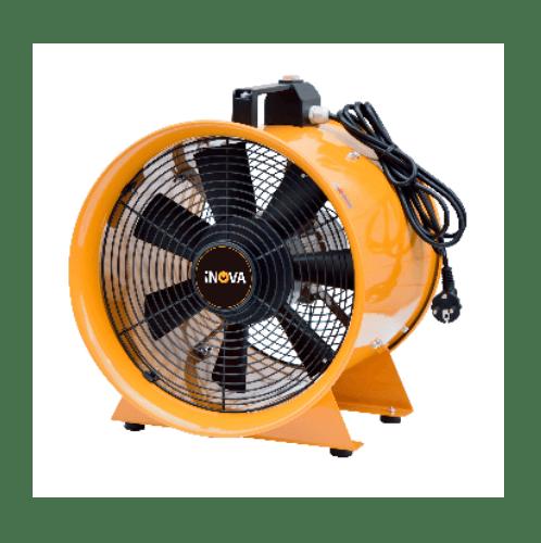 INOVA พัดลมดูดอากาศ 12 นิ้ว PVT-30  เหลือง