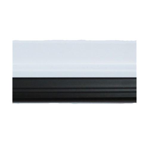 BIGROW เส้นกันแมลง PVC แถบยาง  6201 80cm.  สีขาว