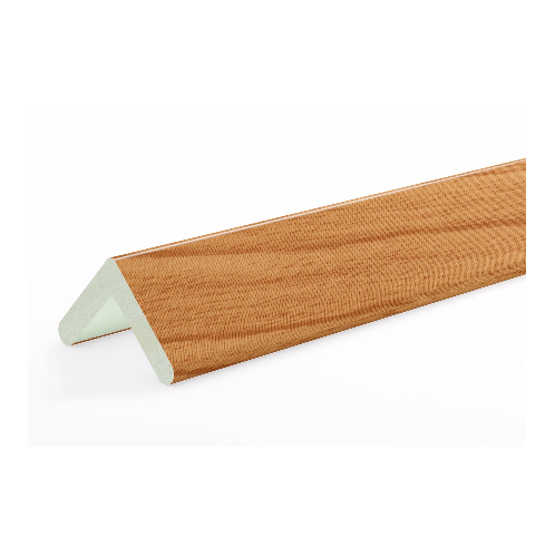 GREAT WOOD ไม้บัวครอบมุม PVC รุ่น FCN-0301B 30x30x2700mm. CH01 GREATWOOD  คละสี