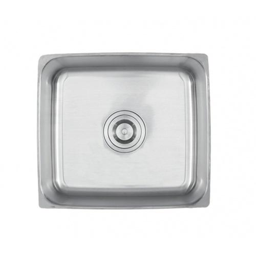 CROWN อ่างล้างจาน 1 หลุมไม่มีที่พัก YTS4238A-20