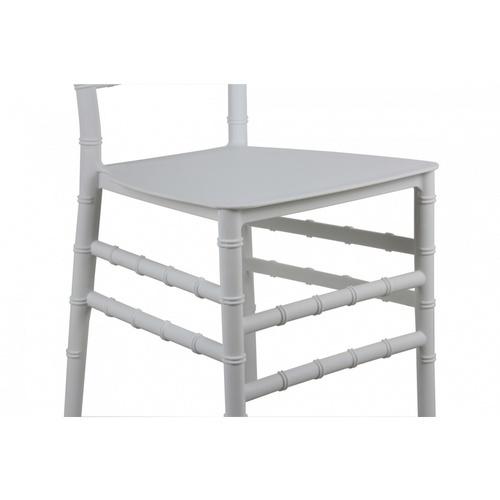 Pulito เก้าอี้พลาสติก  ขนาด 48.2x41x89.5ซม. PP-718-W02