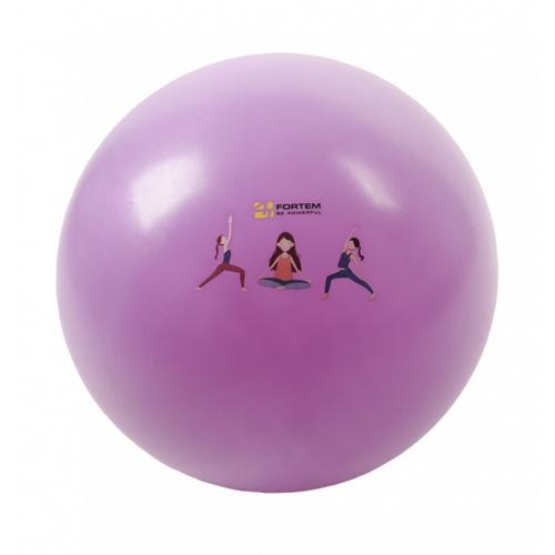 FORTEM ลูกบอลโยคะ 65 ซม.  สีม่วงอ่อน ARK-PD-B1514