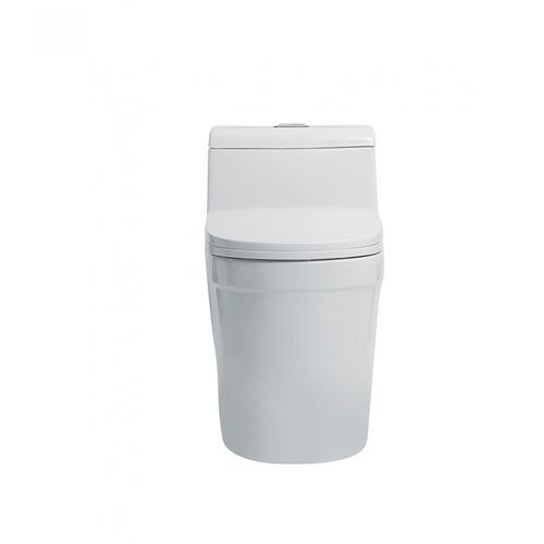 VERNO สุขภัณฑ์ชิ้นเดียว รอคโค VN-2186 สีขาว