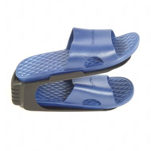 PRIMO  รองเท้าแตะ PVC เบอร์ 40-41 ZL004-DBL401 สีน้ำเงิน
