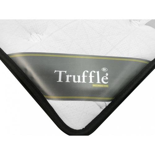 Truffle ที่นอน Pocket Spring เสริมเมมโมรี่โฟม  5ฟุต หนา 10 นิ้ว Belly