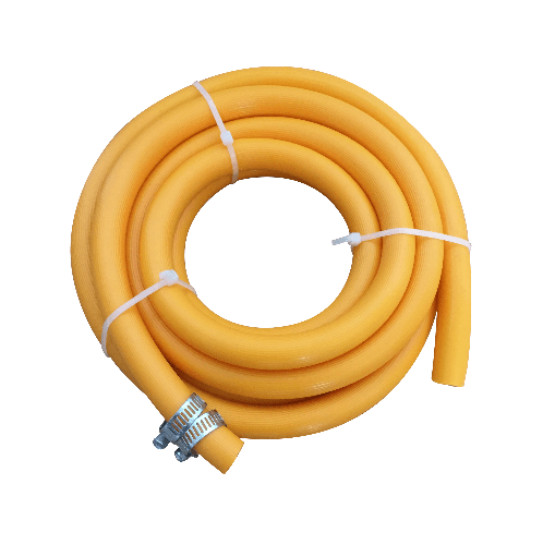 CLOSE สายยางแก๊ส (แรงดันต่ำ/สูง) LPG-H30 YEL สีเหลือง