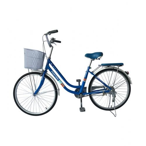 FORTEM จักรยานแม่บ้าน City bike ขนาด 24นิ้ว 4CB-2401-B สีฟ้า