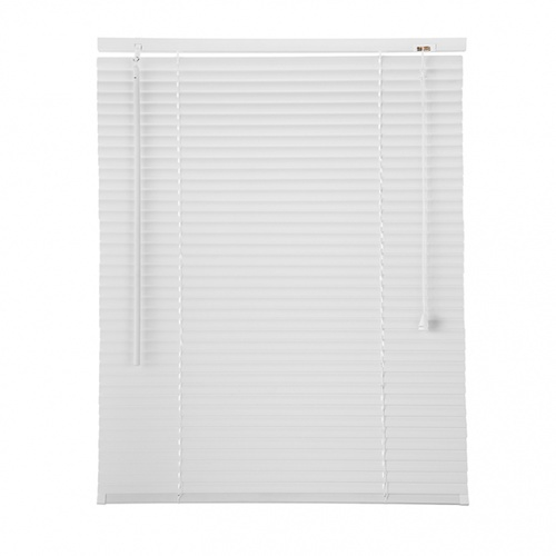 Davinci มู่ลี่ PVC ขนาด 120x210 ซม. BC-007-25-WHITE สีขาว
