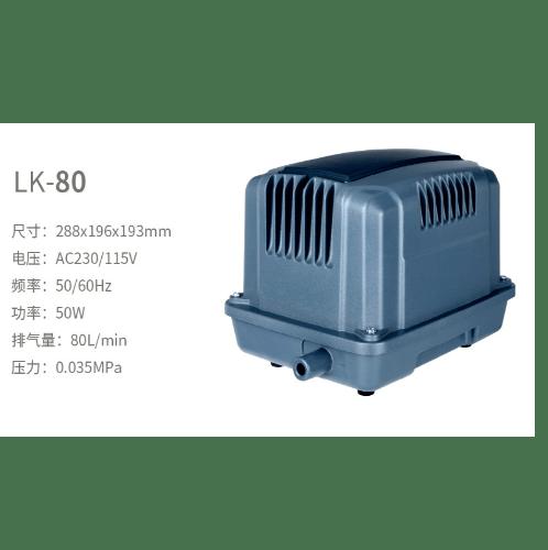 BOYU ปั้มลม LK-80 สีเทา