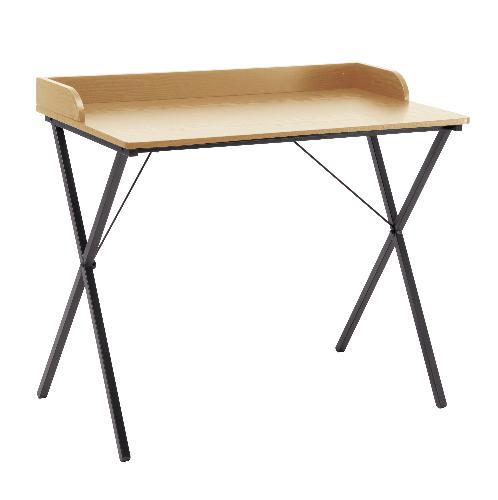 SMITH โต๊ะทำงาน AVA-BE สีบีช -