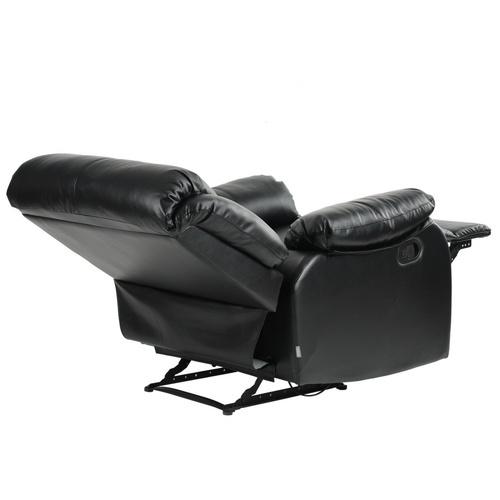 Pulito เก้าอี้พักผ่อน PULITO VALLENAR PU สีดำ VALLENAR สีดำ