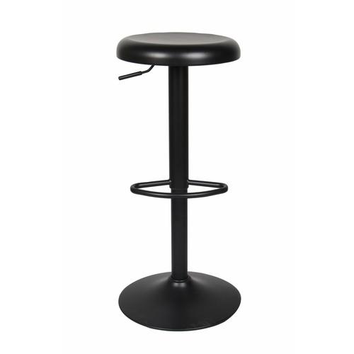 Pulito เก้าอี้บาร์สตูลเหล็ก Bo Black  -Bo Black  สีดำ