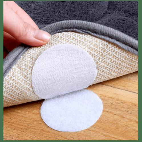 BIGROW เทปผ้าหนามเตยชนิดลอกออกได้ สีขาว รุ่นFS003 ขนาด?20มม. FS003