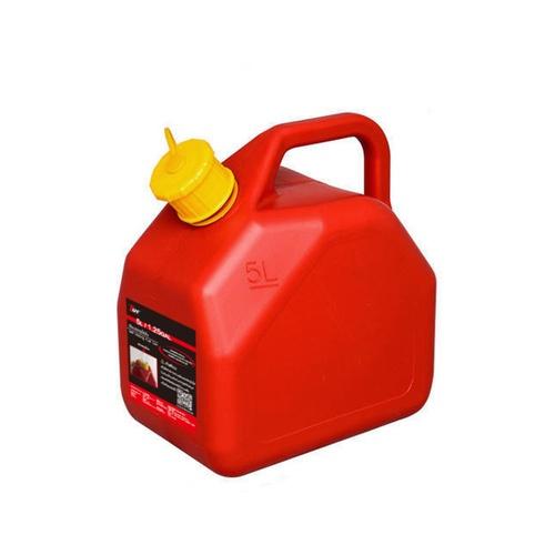 TUF ถังบรรจุน้ำมัน ขนาด 5L QH001 สีแดง