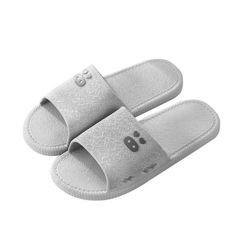 Primo รองเท้าแตะ PVC เบอร์ 36-37 LX011-PK367 สีเทา