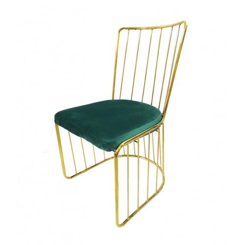 Pulito  เก้าอี้ 54×45×81cm SQ012 สีเขียว
