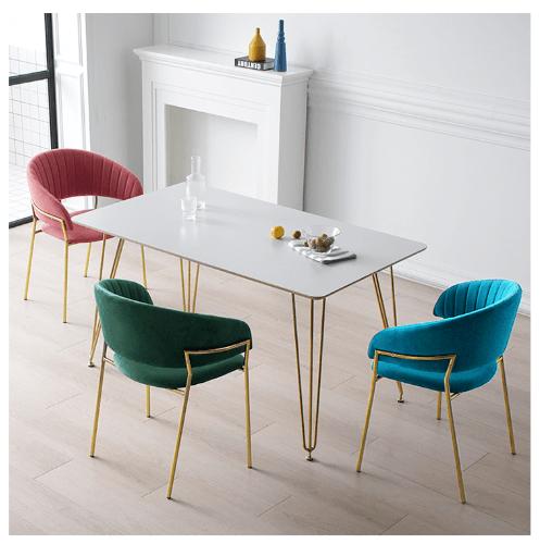 Pulito  เก้าอี้ 51×56×81cm  SVC-0125 สีชมพู