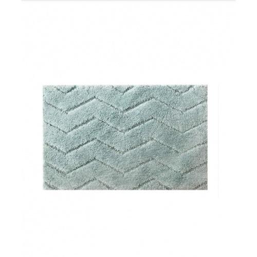 COZY พรมเช็ดเท้า 50×80×1.8ซม.  DK25 สีเขียว