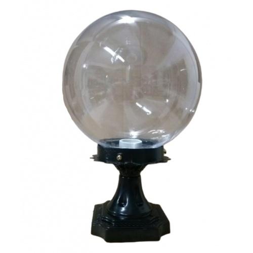 V.E.G โคมไฟหัวเสา แก้วใส ขนาด 8 นิ้ว 1035A-W