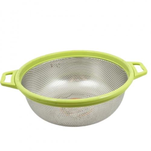 Sane ตะกร้าล้างผักก้นลึก 27ซม. คละสี PQSL7